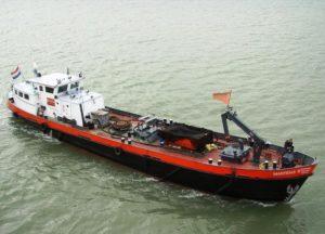Inzamelen van maritieme afvalstoffen